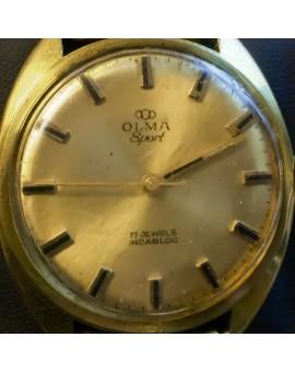 Vintage Olma Sport 17 jewels