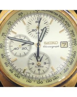 Vintage Seiko Cronograph 7T32-7C60